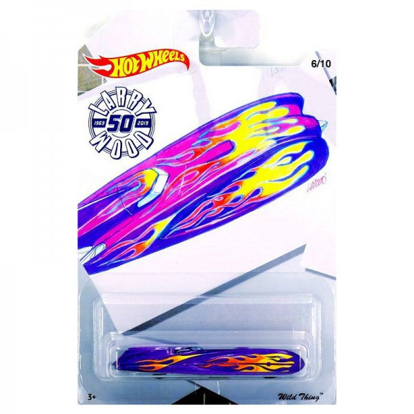 Hot Wheels | Larry Wood 50 Years of Design Wild Thing