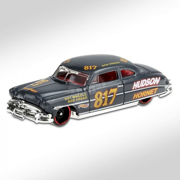 Hot Wheels | '52 Hudson Hornet #817 mattgrau