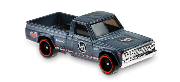 Hot Wheels | Mazda Repu blaugraumetallic Urban Outlaw