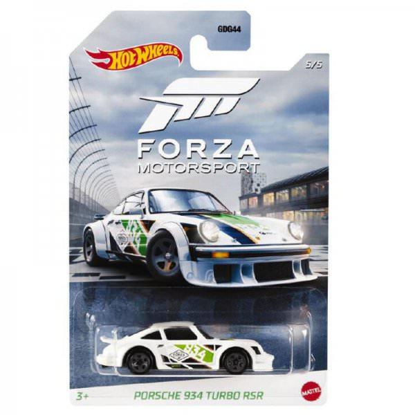 Hot Wheels | Forza Motorsport Porsche 934 Turbo RSR