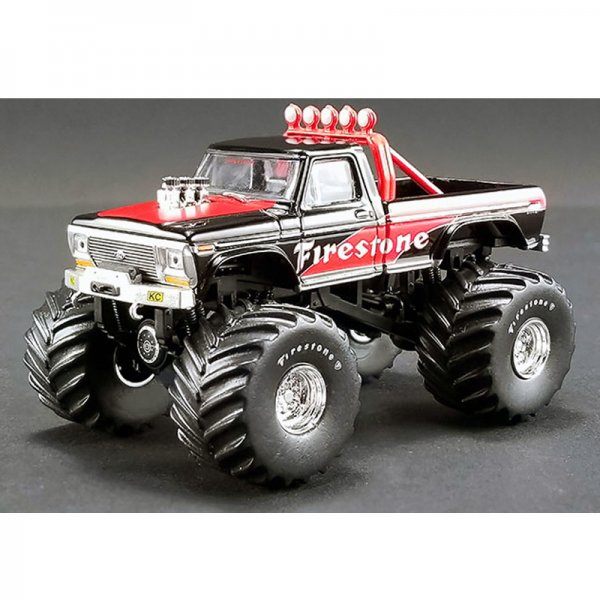 ACME | 1974 Ford F-250 Monster Truck Firestone schwarz