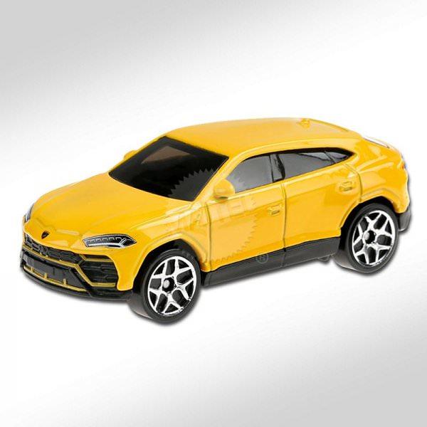 Hot Wheels | '17 Lamborghini Urus yellow