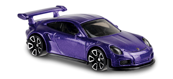 Hot Wheels | Porsche 911 GT3 RS violettmetallic