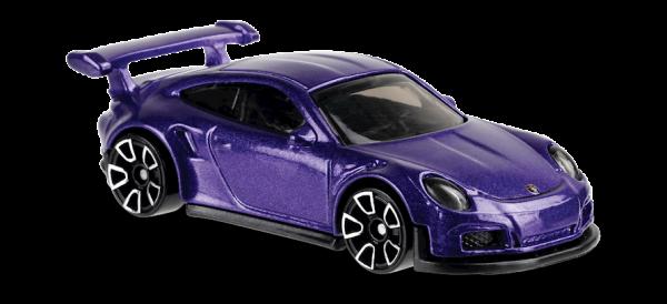 Hot Wheels | Porsche 911 GT3 RS violet metallic