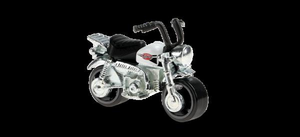 Hot Wheels | Honda Monkey Z50 weiß
