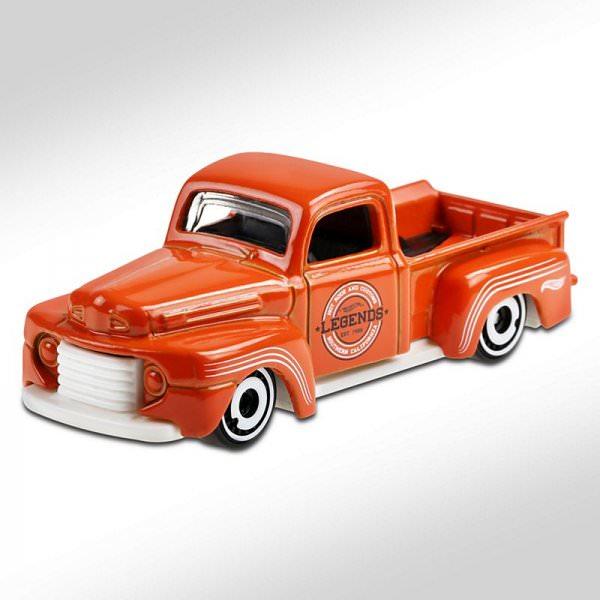 Hot Wheels | 1949 Ford F1 orange