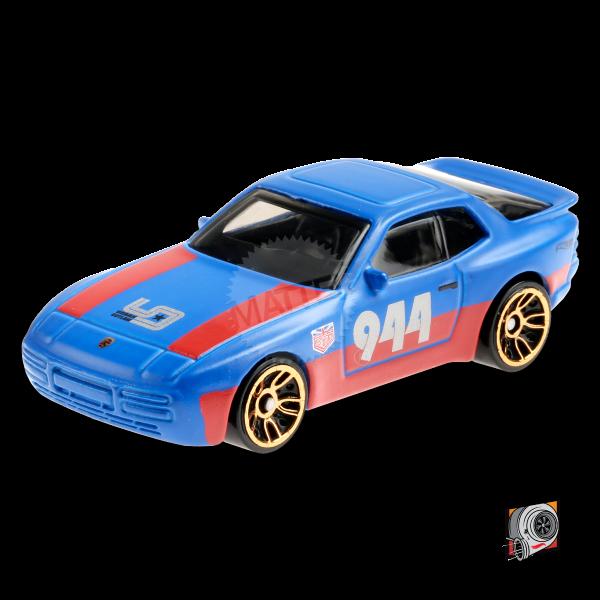 Hot Wheels | '89 Porsche 944 Turbo matt blue #944 Urban Outlaw
