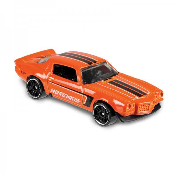 Hot Wheels | '70 Camaro, Hotchkis orange