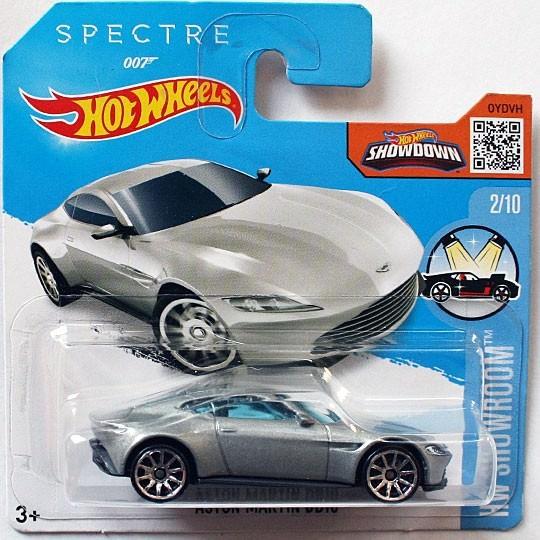 Hot Wheels   Aston Martin DB10 silber