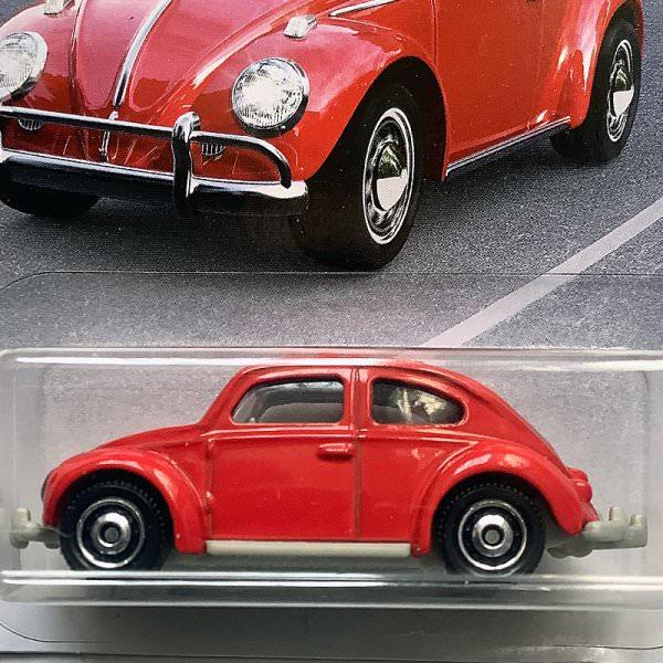 Matchbox | '62 Volkswagen Beetle red