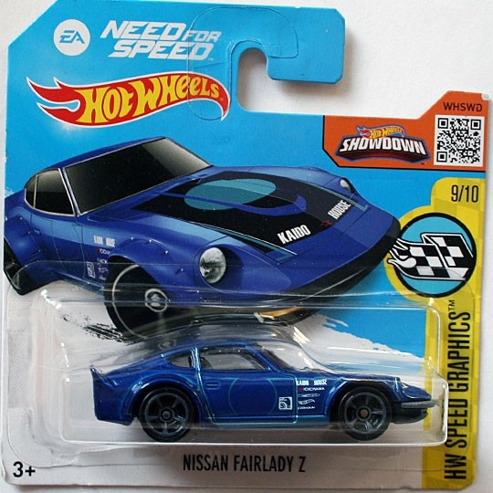 Hot Wheels | Nissan Fairlady Z