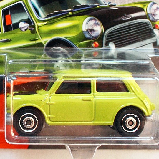 Matchbox | Austin Mini Cooper lime green