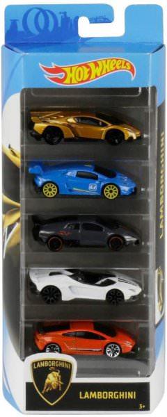 Hot Wheels | 5-Pack Lamborghini 2020