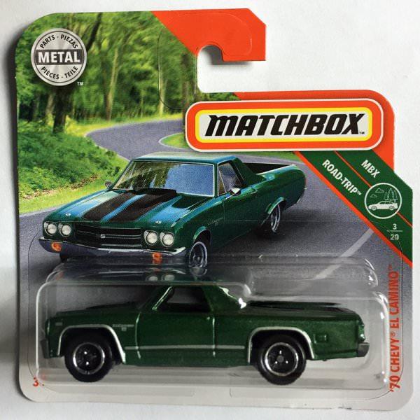 Matchbox | '70 Chevy El Camino grünmetallic