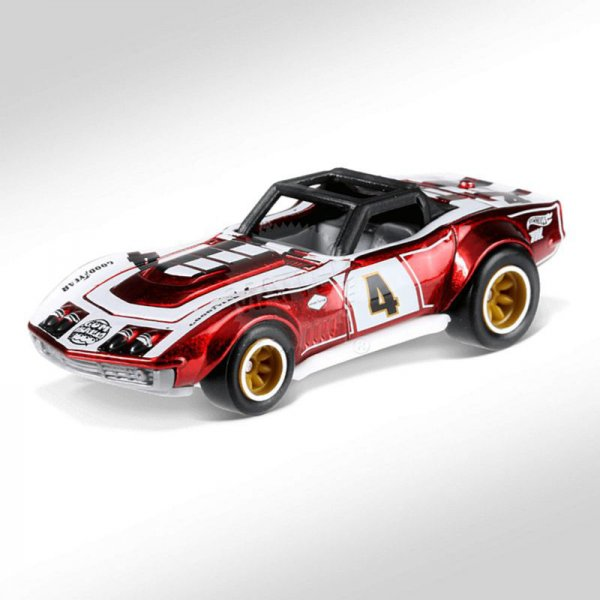 Hot Wheels | '69 Corvette Racer STH