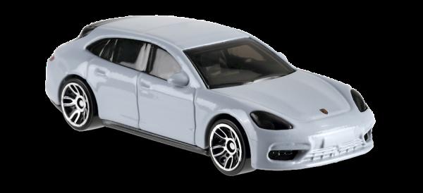 Hot Wheels | Porsche Panamera Turbo S E-Hybrid Sport Turismo grau