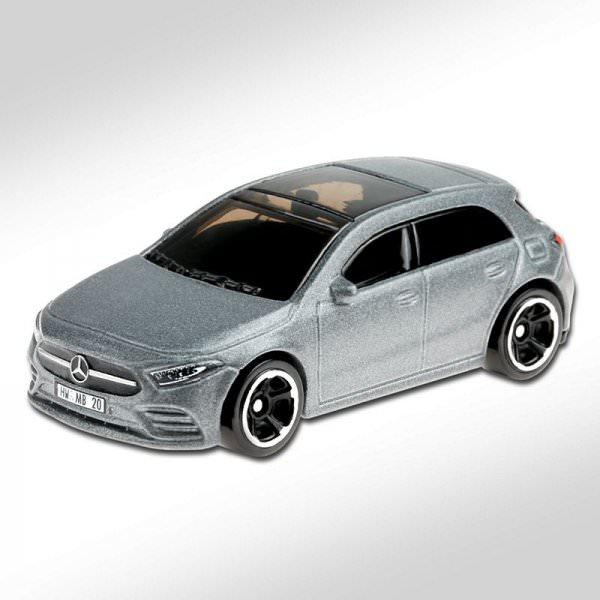 Hot Wheels | '19 Mercedes-Benz A-Class silver