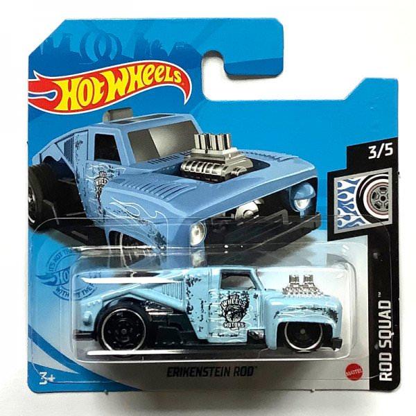 Hot Wheels | Erikenstein Rod light blue