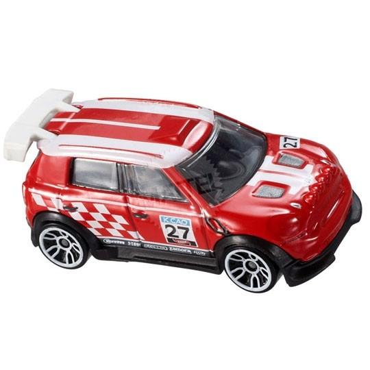 Hot Wheels | MINI Countryman Rally rot