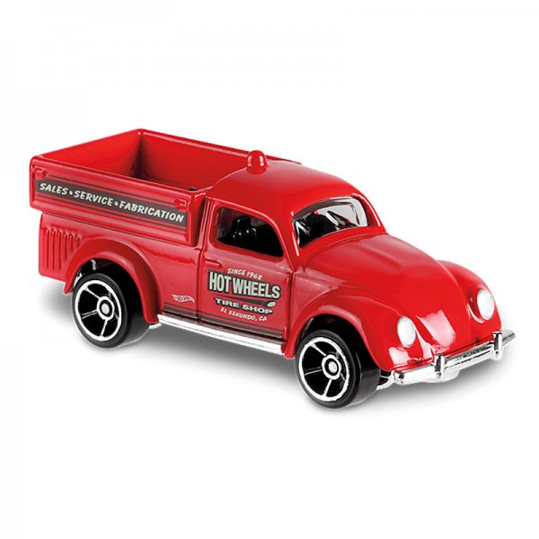 Hot Wheels | '49 Volkswagen Beetle Pickup rot