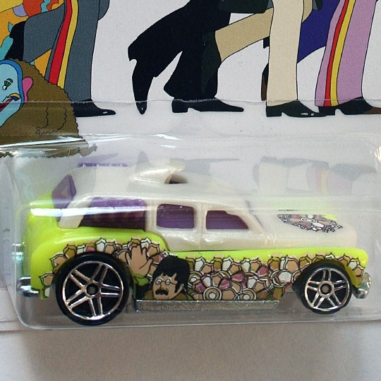 Hot Wheels | Beatles Cockney Cab II