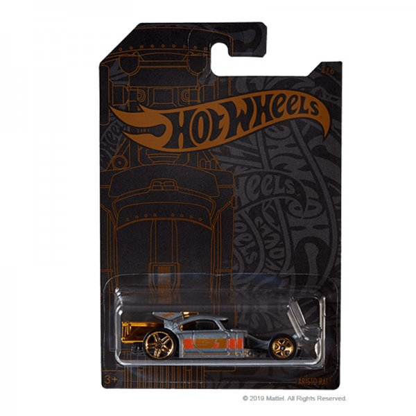 Hot Wheels | Aristo Rat Satin & Chrome