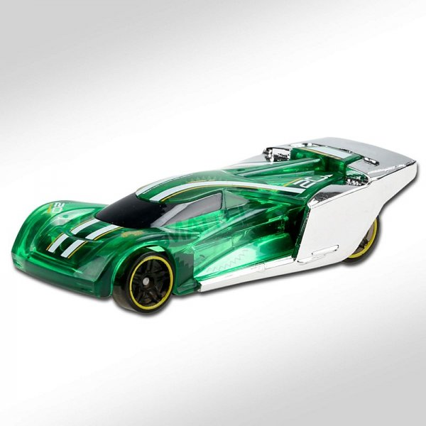 Hot Wheels | Lindster Prototype grün