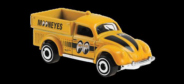 Hot Wheels | '49 Volkswagen Beetle Pickup MOON EYES gelb