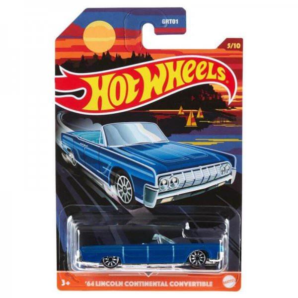 Hot Wheels | 1964 Lincoln Continental Convertible blau