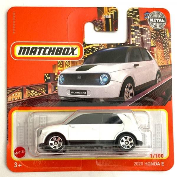 Matchbox | 2020 Honda E weiß