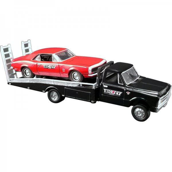 ACME | Nickey Performance - 1967 Chevrolet C-30 Ramp Truck with 1967 Chevrolet Camaro