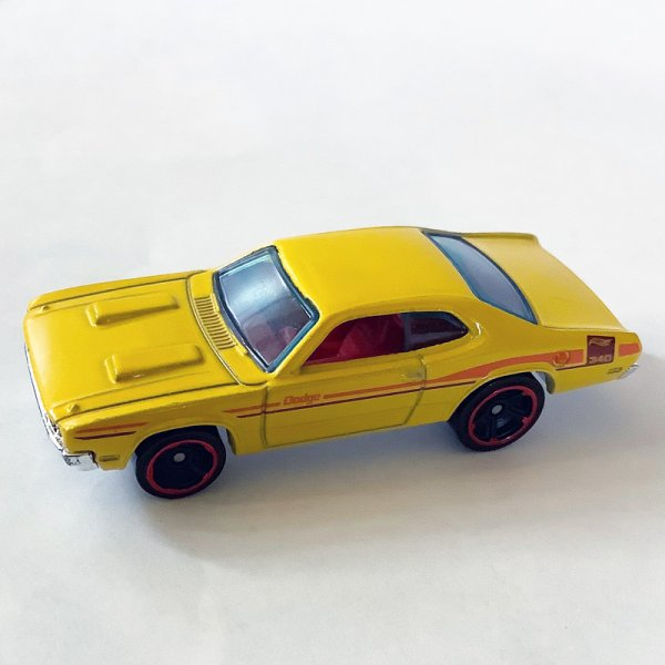 Hot Wheels | '71 Dodge Demon #340, MULTI PACK EXCLUSIVE, orange ohne Verpackung