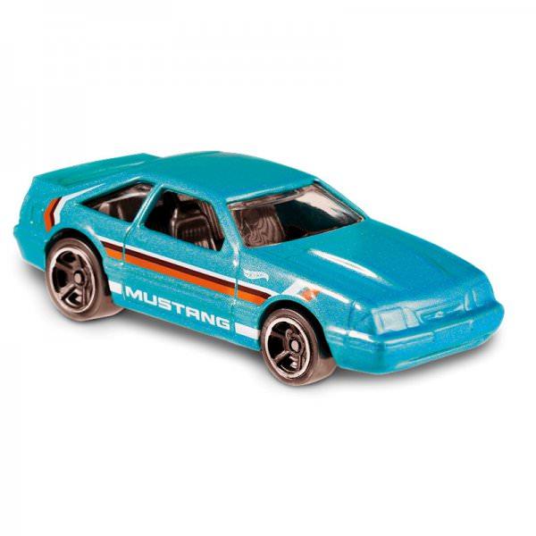 Hot Wheels | '92 Ford Mustang türkismetallic