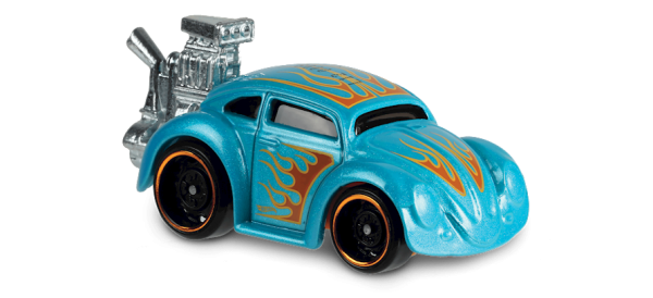 Hot Wheels | Volkswagen Beetle Tooned türkismetallic