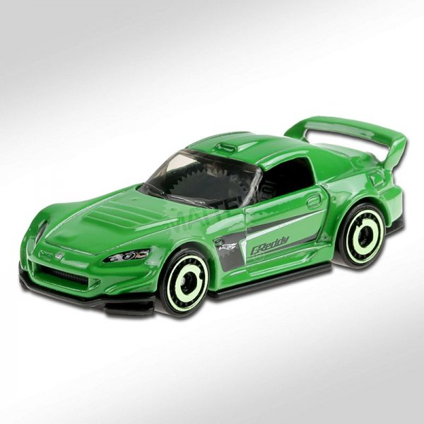Hot Wheels | Honda S2000 green
