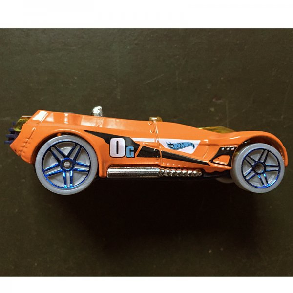 Hot Wheels | Gearonimo orange, ohne Verpackung