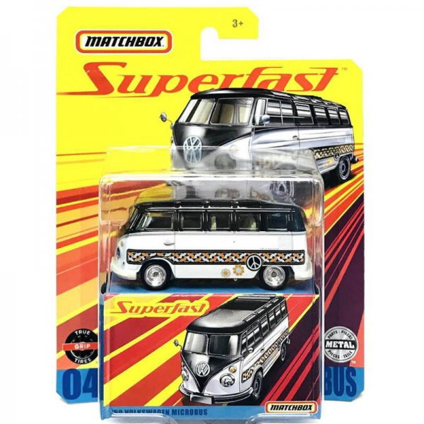 Matchbox | Superfast 1959 Volkswagen T1 Bus