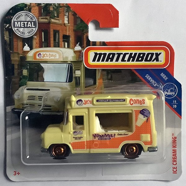 Matchbox | Ice Creme King beige
