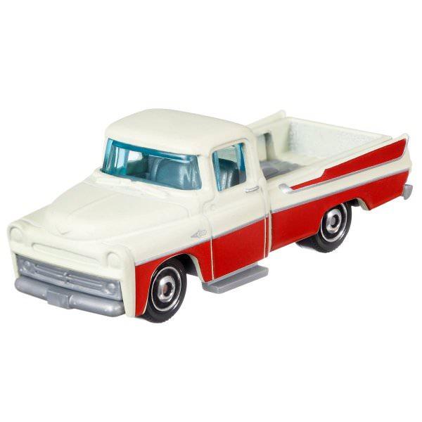Matchbox | 1957 Dodge Sweptsider Pickup beige / red