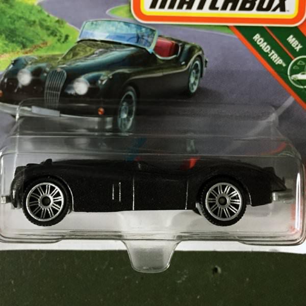 Matchbox | '56 Jaguar XK140 Roadster graumetallic