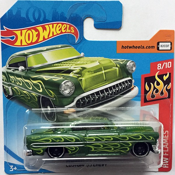 Hot Wheels | Custom '53 Chevy grün