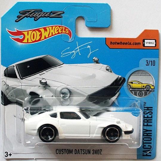 Hot Wheels | Custom Datsun 240Z weiß