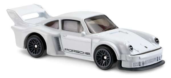 Hot Wheels | Porsche 934.5 weiß