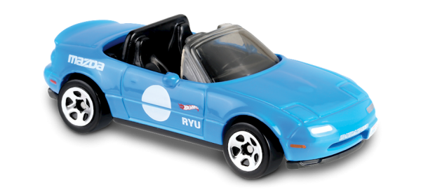 Hot Wheels | '91 Mazda MX-5 Miata blau