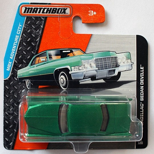 Matchbox | Cadillac Sedan Deville