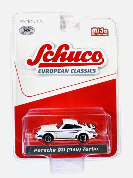 Schuco | Porsche 911 (930) Turbo white