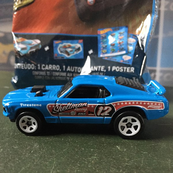 Hot Wheels | Mystery Models Ford Mustang Mach I