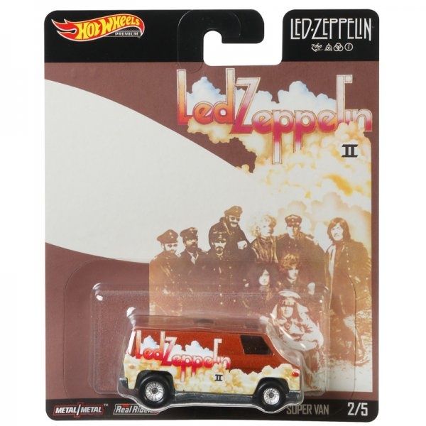 Hot Wheels | Led Zeppelin 02 Super Van