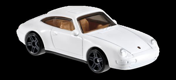 Hot Wheels | '96 Porsche CARRERA white