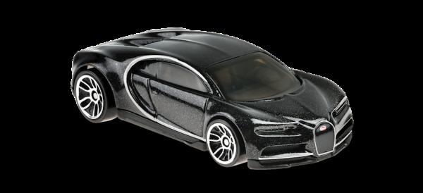 Hot Wheels | Bugatti Chiron schwarz